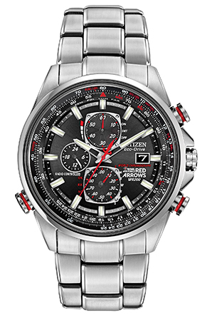 Citizen Citizen Eco-Drive  Red Arrows World Chrono A.T AT8060-50E The RAF Red Arrows