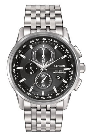 World Chronograph  A-T | AT8110-53E