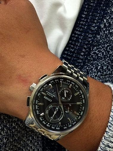 Perpetual Calendar Watch >> Watch Detail | Citizen Watch - Premium Business